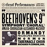 "Beethoven: Symphony No. 9 in D Minor, Op. 125 ""Choral"""