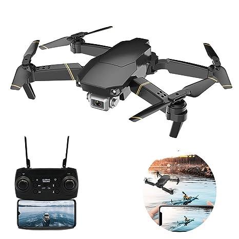 YTBLF Antena Quadcopter, WiFi FPV Drone, cámara HD 1080P, batería ...