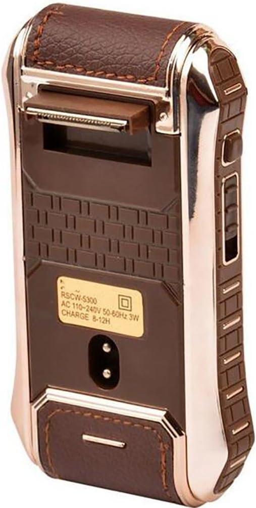 LL-2 en 1 máquina de Afeitar eléctrica Hombres afeitadora ...