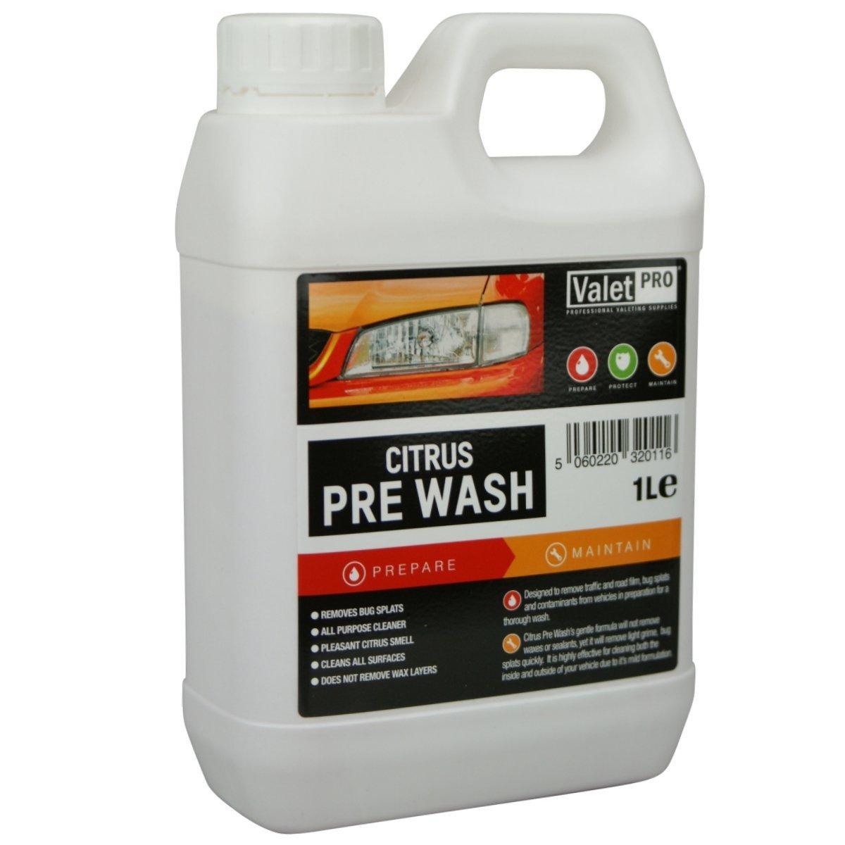 Valet PRO - Citrus Pre-Wash 1L ValetPRO 4001
