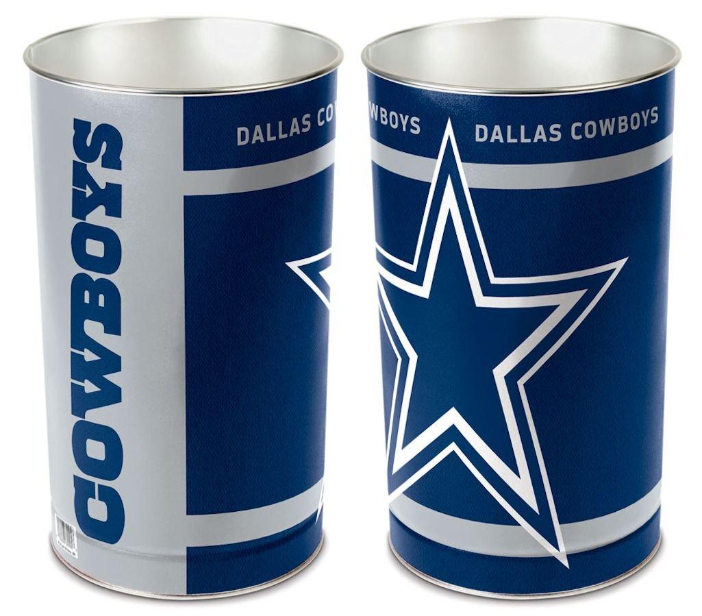 Dallas Cowboys Wastebasket
