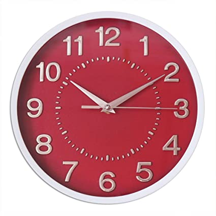 Amazon.com: Decor Silent Wall Clocks 10\