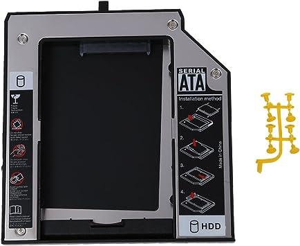 Caddy de disco duro - SODIAL(R) SATA Caddy base adaptador de disco ...