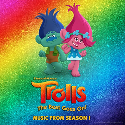 Dreamworks Trolls   The Beat Goes On   Music From Season 1