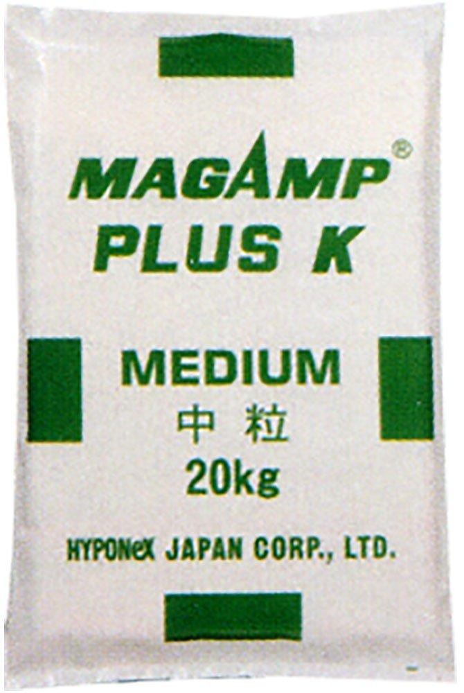 【300kg】マグァンプK 中粒 20kg×15袋 肥効期間【半年】 6-40-6-15+Fe配合 緩行性肥料 マグアンプK ハイポネックス HYPONeX B0160X2PPI
