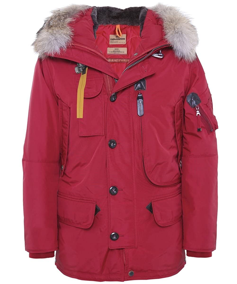 parajumpers PARKA ROSSO