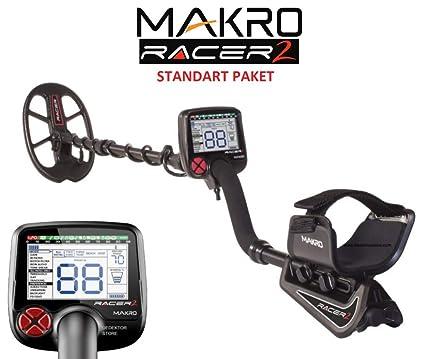 Macro Racer 2 detector de metales