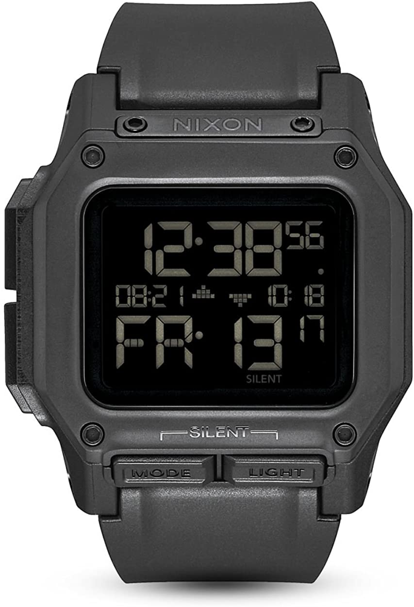 RELOJ NIXON REGULUS ALL NEGRO