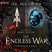 The Endless War: Publisher's Pack, Books 1-2 | D. K. Holmberg