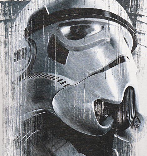GOZOO Star Wars Rogue One T-Shirt Herren Imperial Stormtrooper Oil Paint Weiß