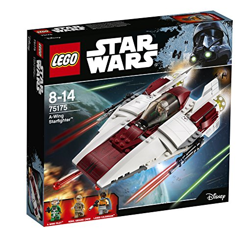 Lego Star Wars A Wing Starfighter 75175