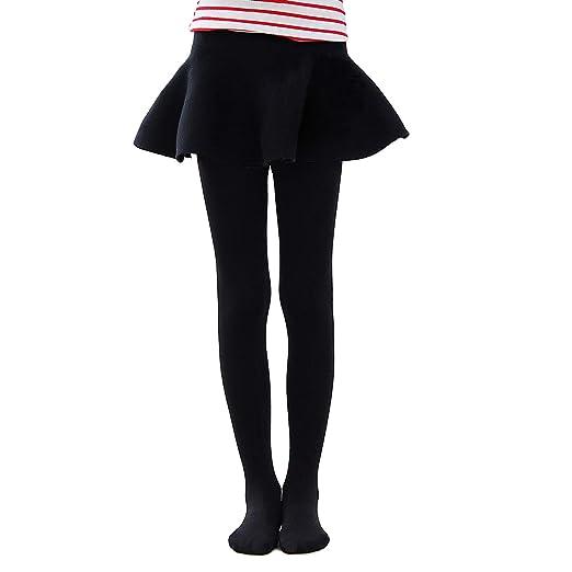45a3d2abac86 Amazon.com  DCOIKO Girls Pants Velvet Skinny Warm Thick Leggings ...