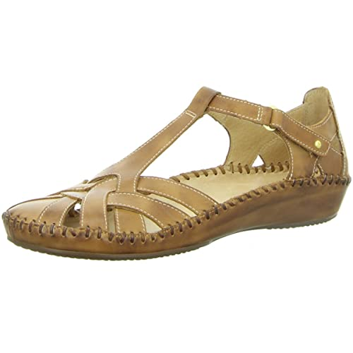 Pikolinos 655,0732c1 Brandy - Mocasines de Piel Lisa para mujer: Amazon.es: Zapatos y complementos