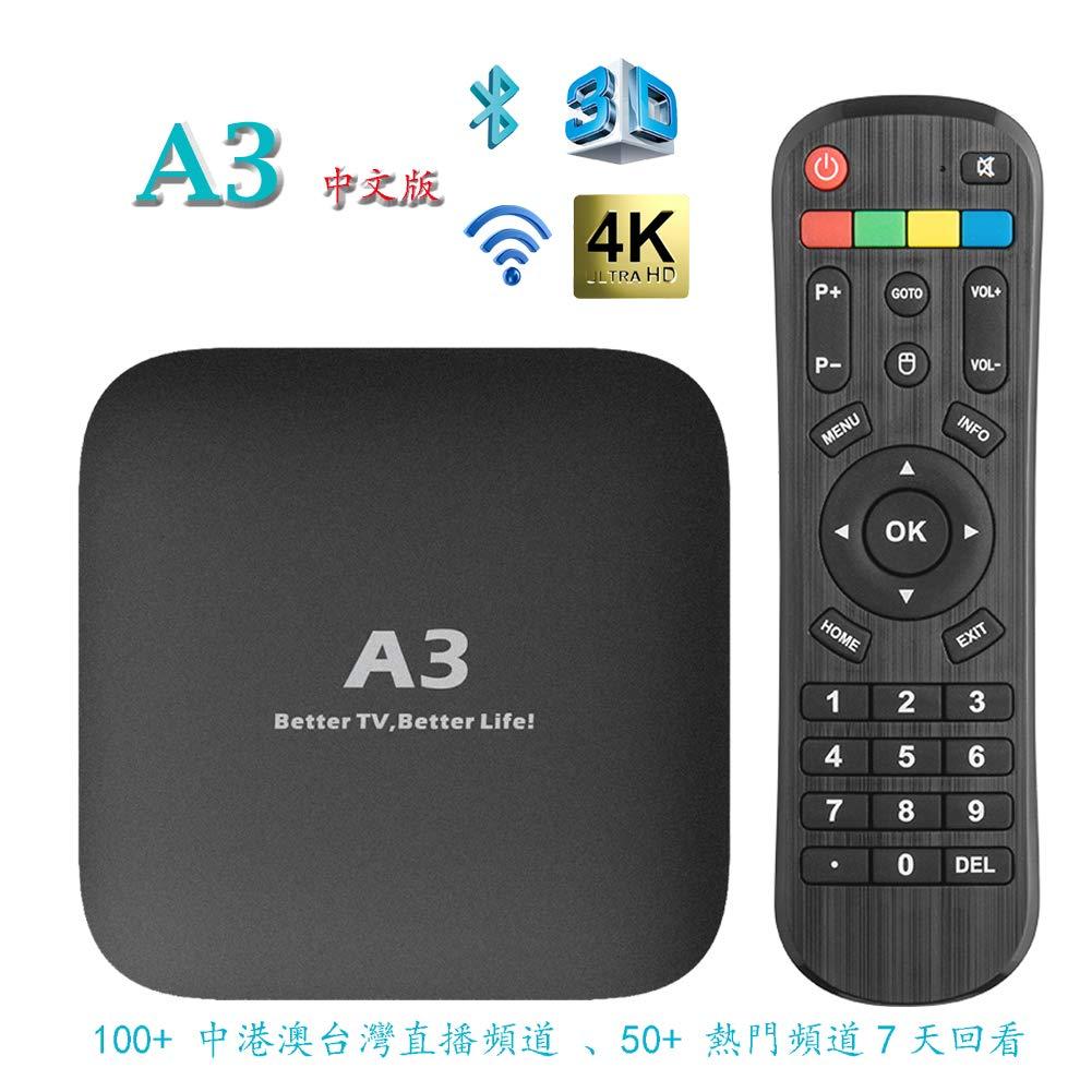 A3 2019 Chinese TV Box