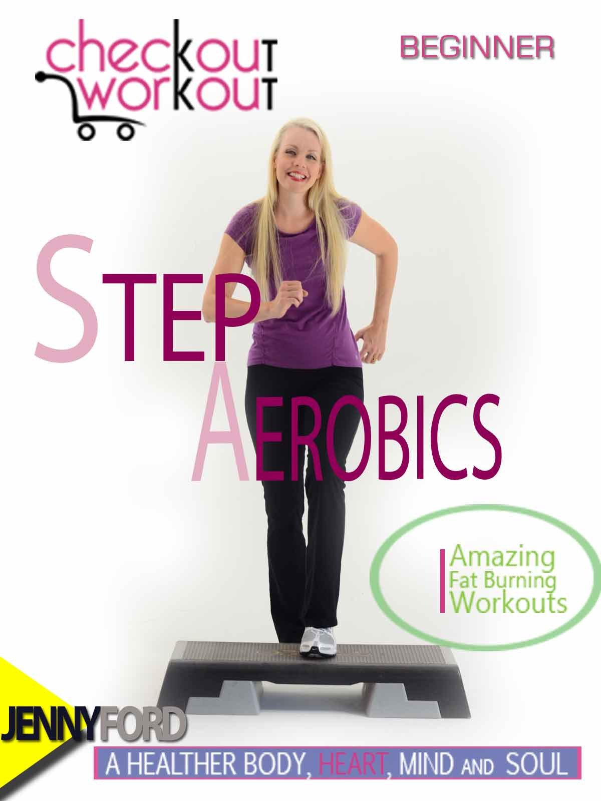 Watch Step Aerobics Beginner Jenny Ford Prime Video