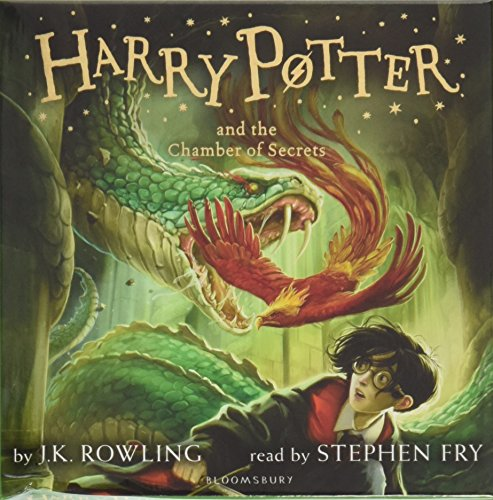 Harry Potter and the Chamber of Secrets (Harry Potter Audio Cd Collection 1 5)
