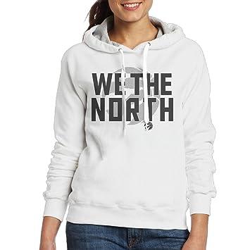 release date: 7588c 83ebd Women's We The North Toronto Raptors Logo Hoodie White ...