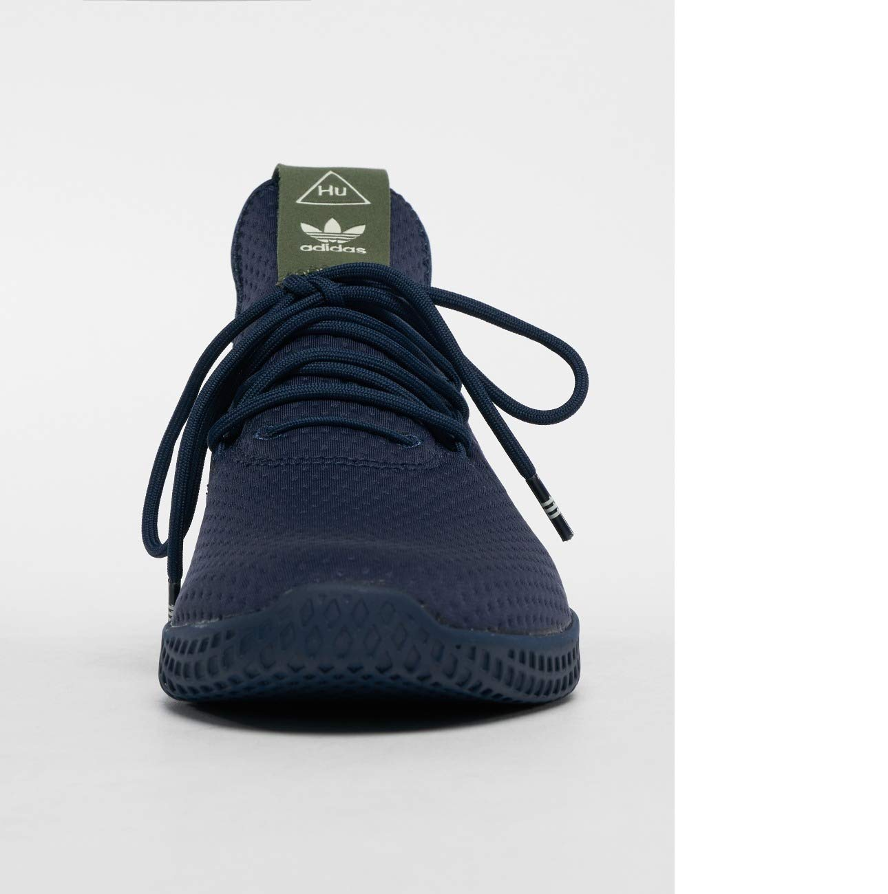 adidas Originals Pharrell Williams Tennis HU Sneaker dunkelblau, 12 UK 47 13 EU 12.5 US