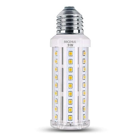 E27 9W Mazorca Bombillas LED de Bajo Consumo - LED Luz de Maiz Lampara Equivalentes a