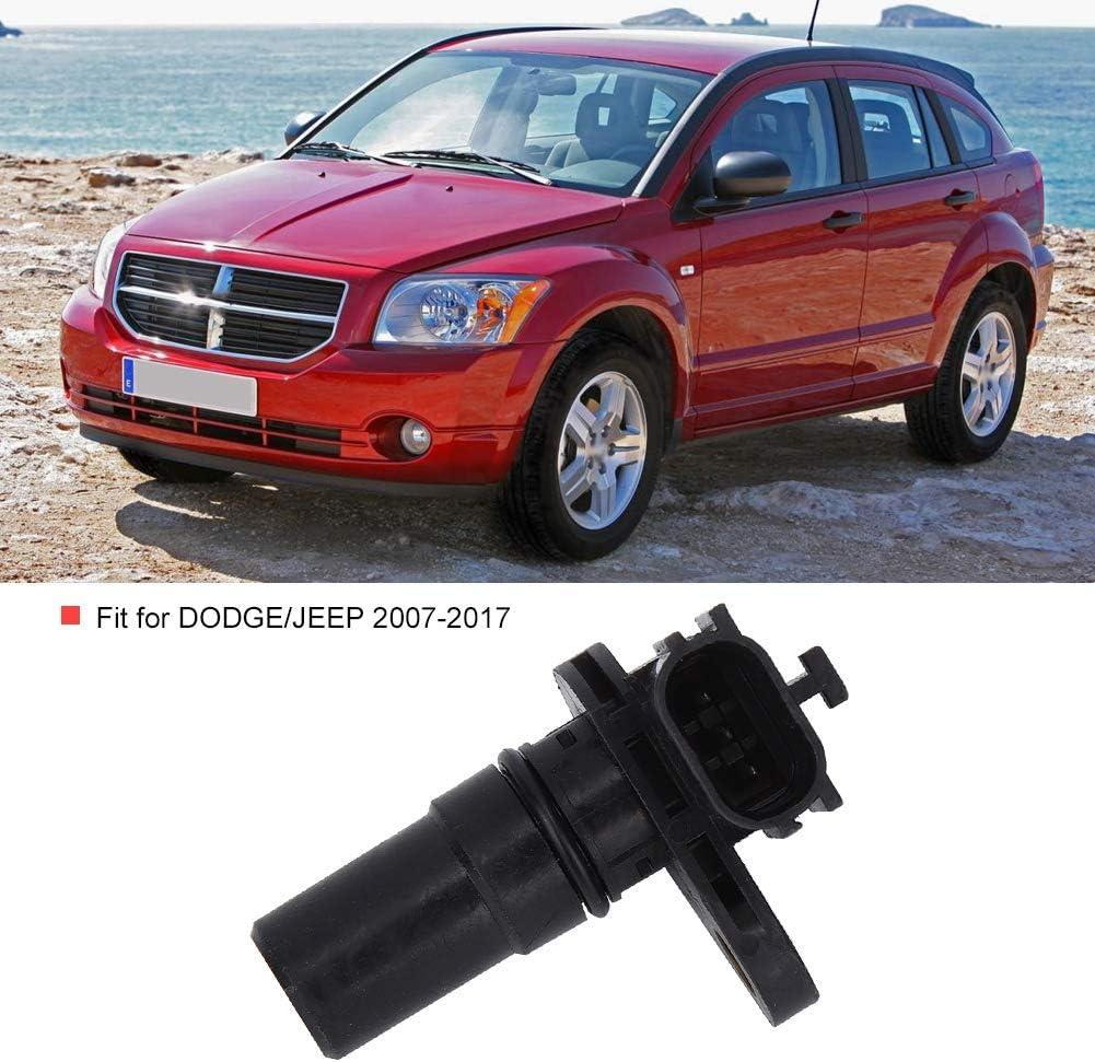 Hlyjoon Car Crankshaft Position Sensor 5189840AA Crank Position Sensor Crankshaft Speed Position Sensor for Dodge Caliber Jeep Patriot Compass 2007 2008 2009 2010 2011 2012 2013 2014 2015 2016 2017