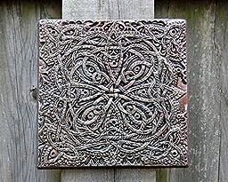 Celtic Knot Art Wall Plaque: Celtic Odyssey