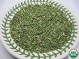 Organic Alfalfa – Medicago sativa Loose Leaf c/s 100% from Nature (4 oz)