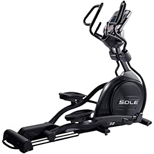 Sole E98 Elliptical Trainer System
