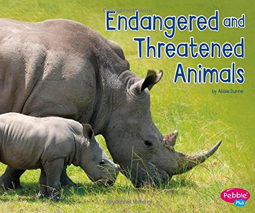 Endangered and Threatened Animals (Life Science)