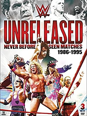 Wwe: Unreleased: 1986-1995 Edizione: Stati Uniti Italia DVD ...