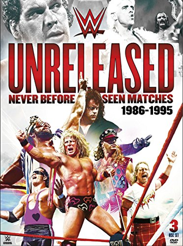WWE: Unreleased: 1986-1995 (Wwe 1991)