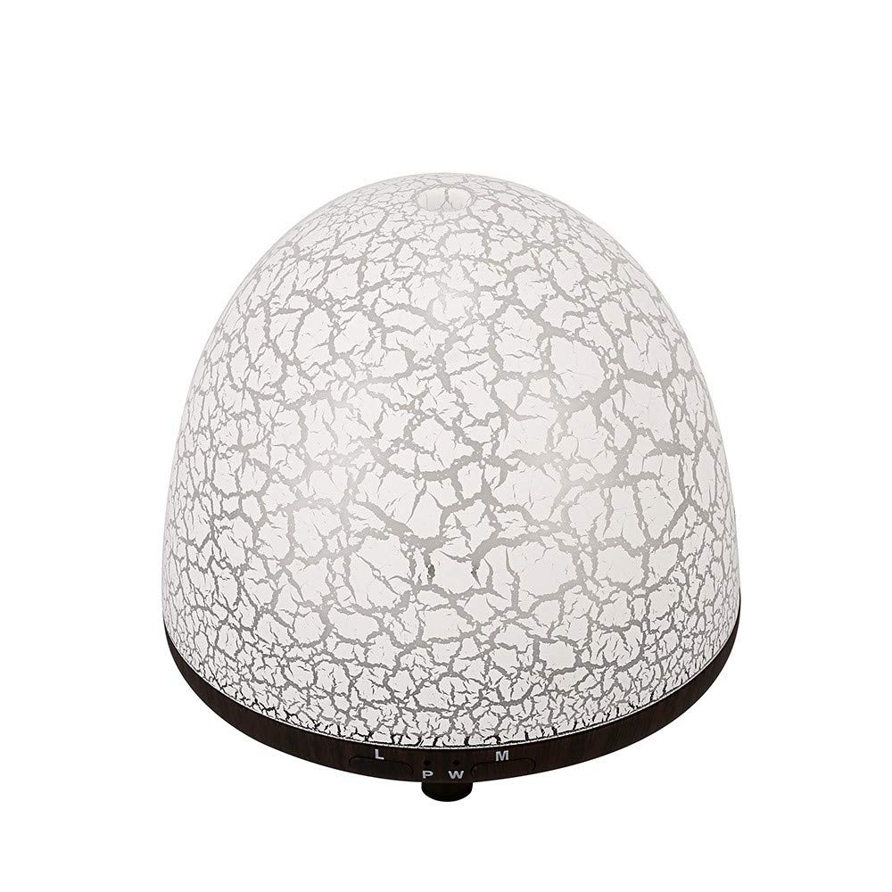 QVIE 100Ml Ultrasonic Wood Grain Essential Oil Aromatherapy Machine Humidifier by QVIE (Image #3)