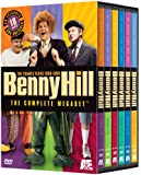 Benny Hill: The Complete & Unadulterated Megaset 1969-1989