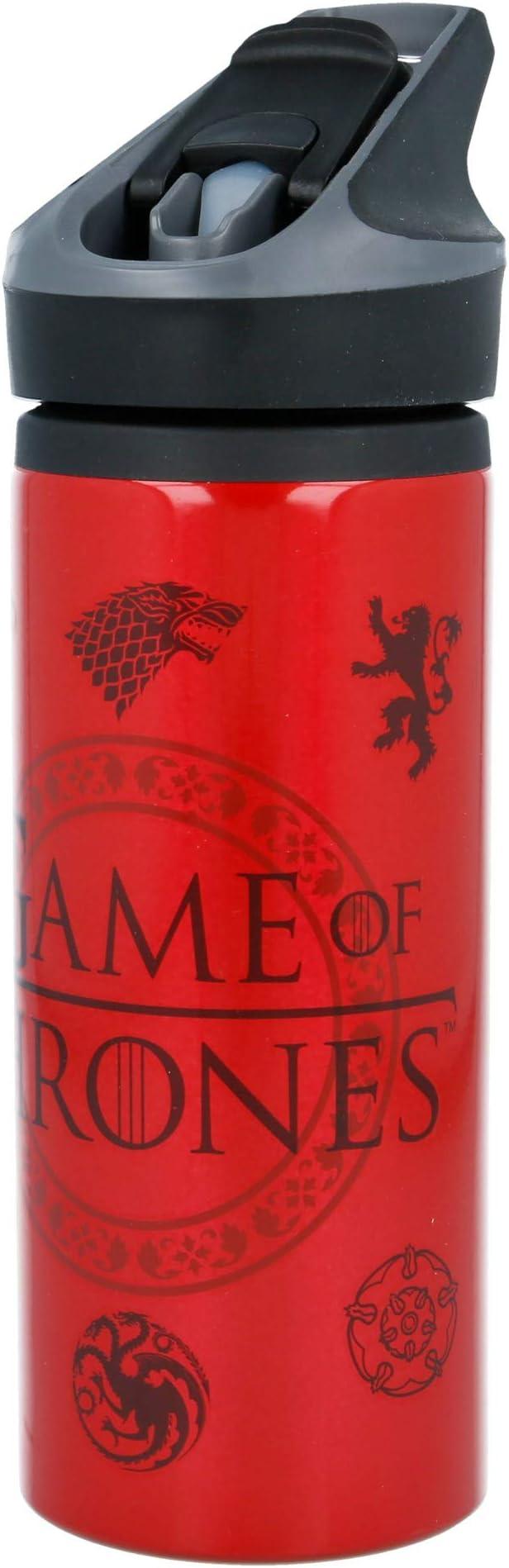 Stor Botella Aluminio Premium 710 ML | Juego DE Tronos: Amazon.es ...