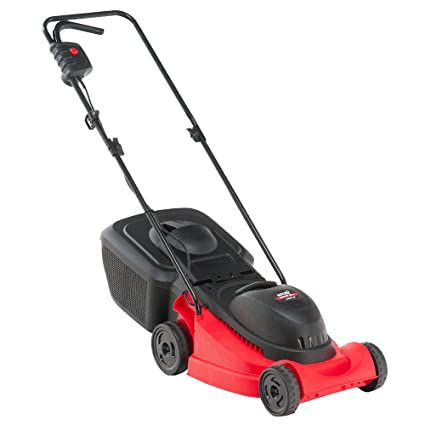 MTD SMART 38 E - Cortacésped (Cortacésped manual, 38 cm, 2 cm,