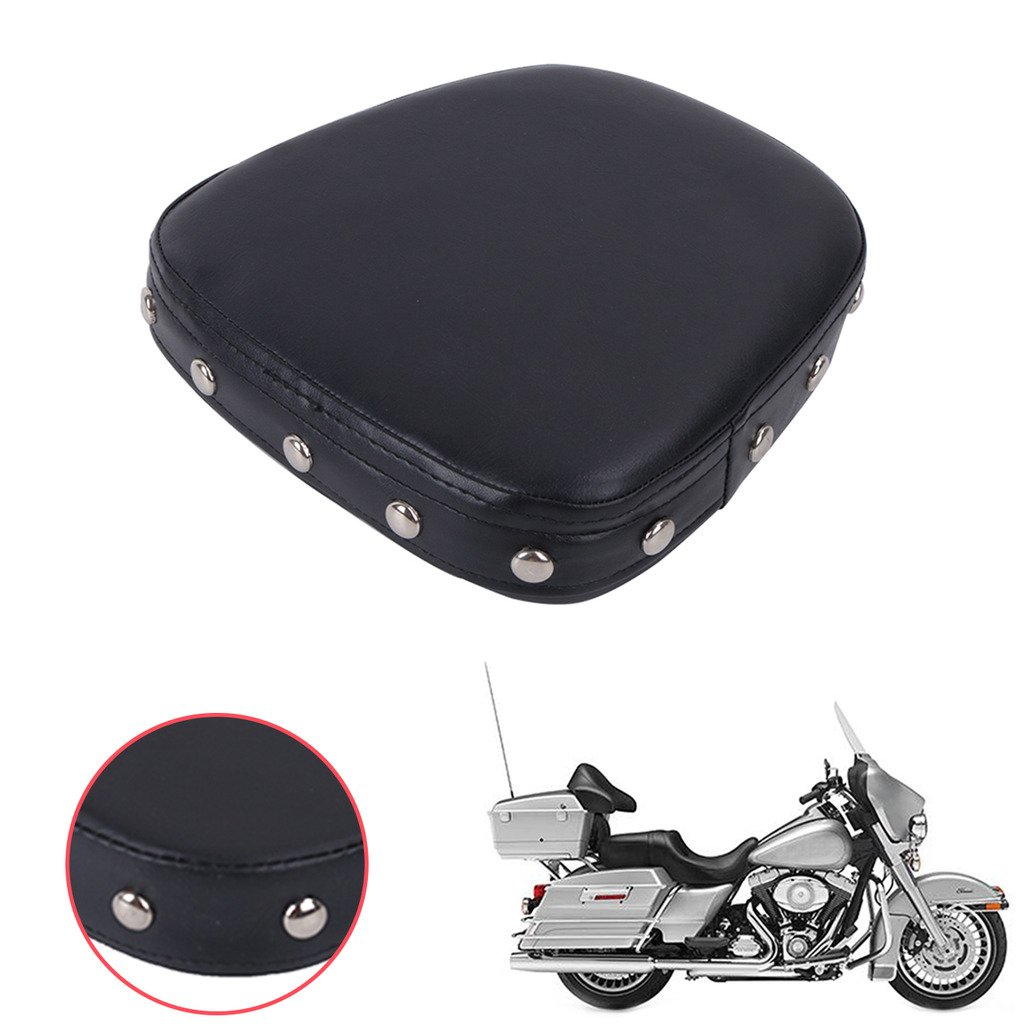 schienalino spallierino Rests Back with Cushion Sissybar Sissy Bar Black Quick Release Harley Davidson Sportster Roadster 2017