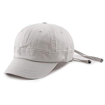 2019 Hat, Gorra de Deporte Liso para Gorra de béisbol de algodón ...
