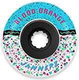 Blood Orange Jammerz 69mm 82a Longboard Wheels