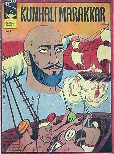 Descargar libros en francés Indrajal Comics-219-Kunhali Marakkar