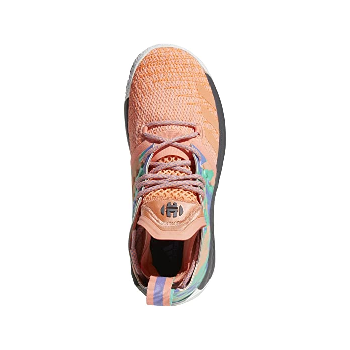 c8aed896c959 Adidas Harden Vol. 2 All Star Pack California Dreamin Shoe Junior s  Basketball 7 Chalk Coral-Hi Res Green-White  Amazon.ca  Shoes   Handbags
