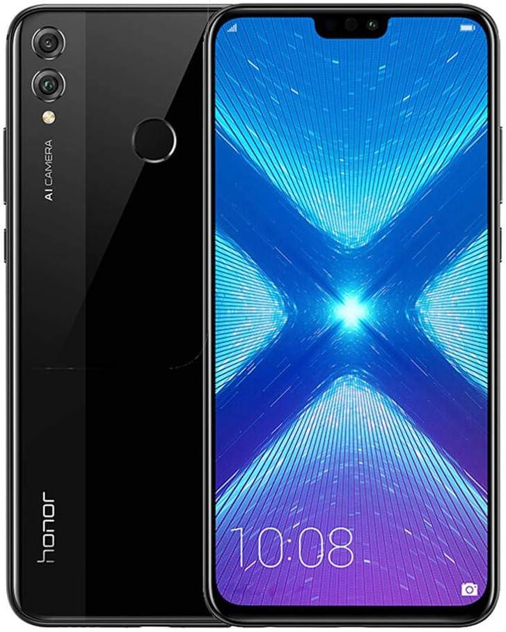 Honor 8X 6.5 SIM Doble 4G 4GB 128GB 3750mAh Negro: Amazon.es ...