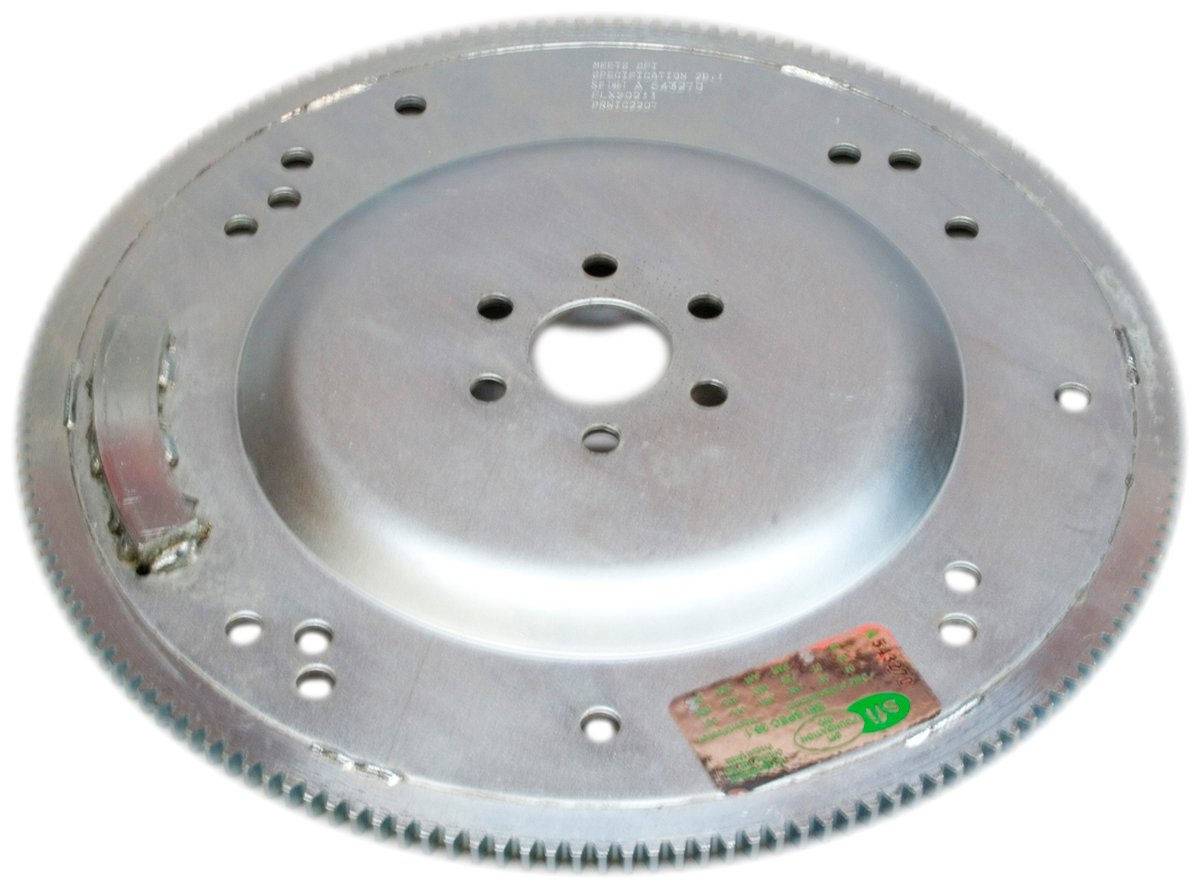 PRW 1830211 Xtreme Duty SFI-Rated External Balance 164 Teeth Steel Flexplate for Ford 289-351W 1963-82