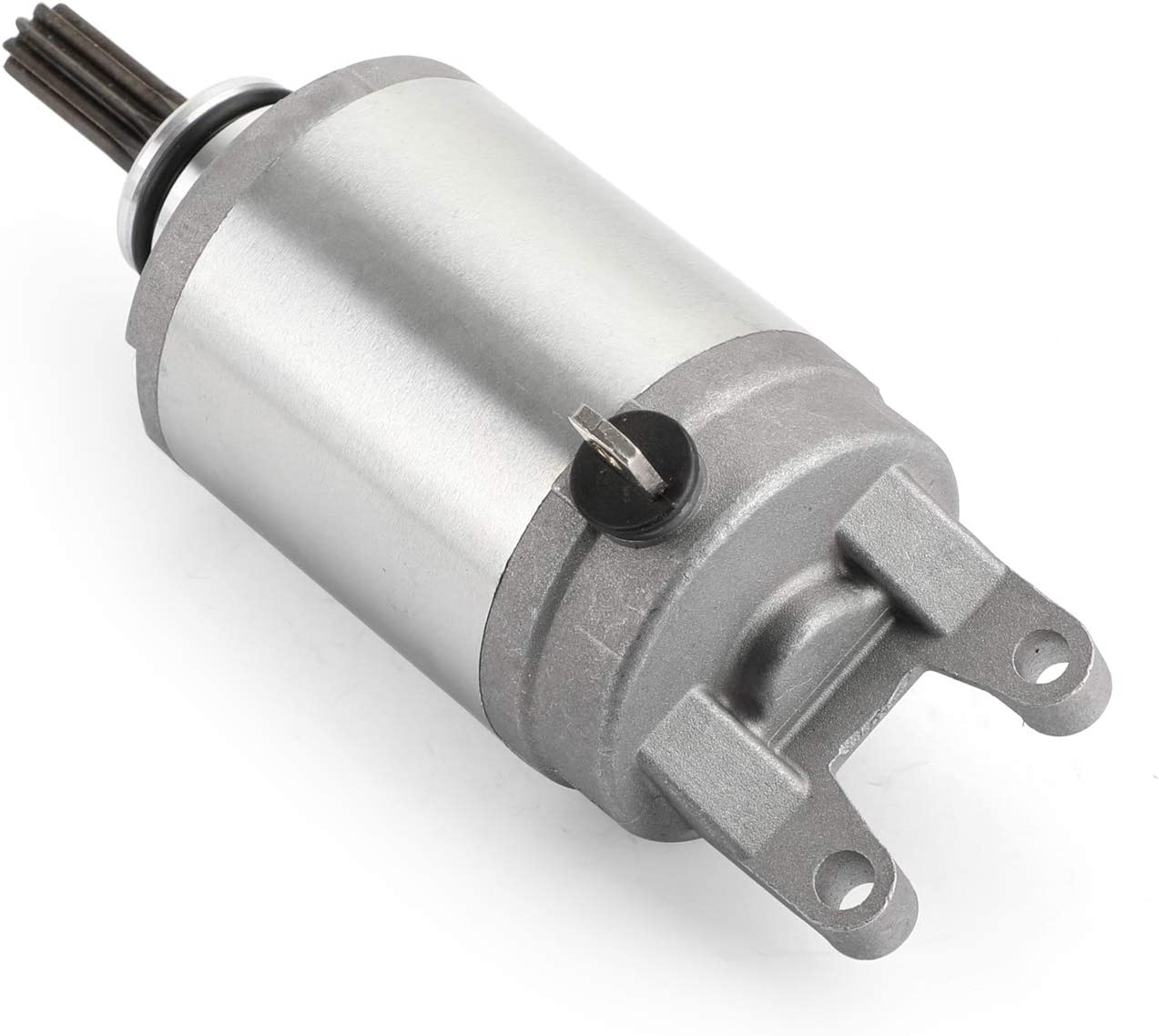 Motor-Startermotor f/ür SUZU-KI LTR450 LT-R450 LT-R450Z QUADRACER 450 2006-2011 31100-45G00 12 V Artudatech Motorrad-Elektro-Startermotor