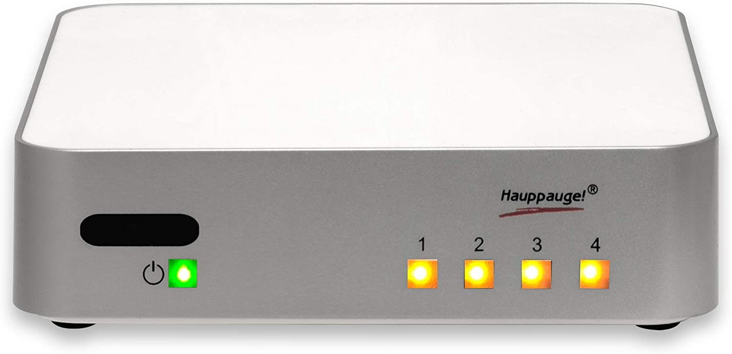 HAUPPAUGE 1682 Wintv-Quadhd USB Four HD ATSC Digital TV Tuners for USB 3.0 W/PIP