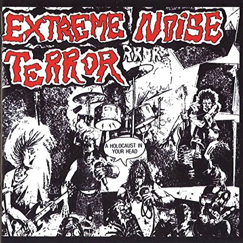 If You're Only In It For The Music (S.O.D. Off) [Explicit] (Extreme Noise Terror A Holocaust In Your Head)
