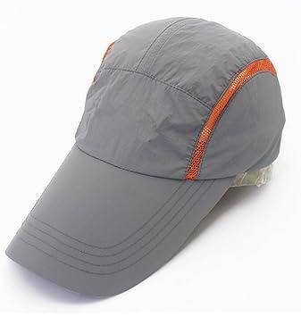 Gorra de béisbol deportiva de verano para hombre.Gorra para el sol estilo hip-