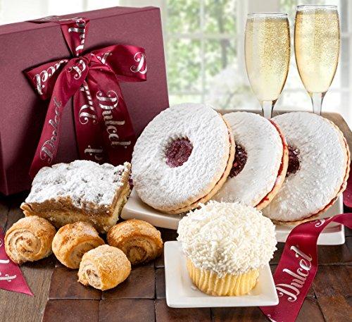Dulcet's Wedding Anniversary Best Wishes Gift Baskets
