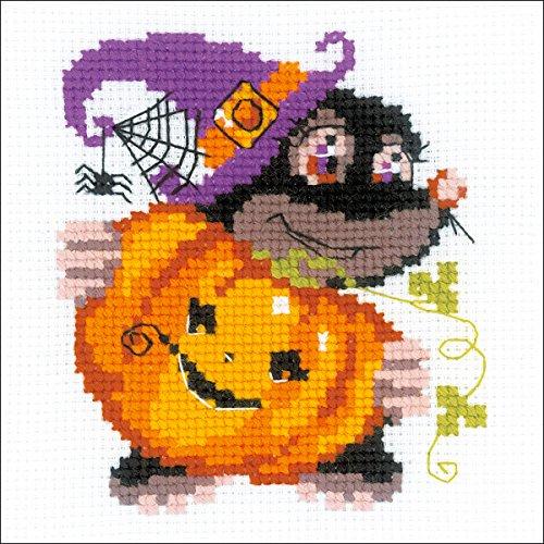 RIOLIS Happy Halloween Counted Cross Stitch Kit-6