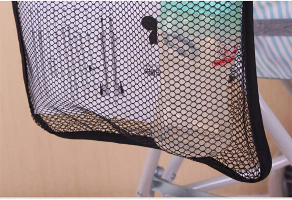 CRAZYON 1 pc B/éb/é Poussette Organisateur Maille Accrochage Pochette De Rangement Si/ège Poche Sac de Transport Pram Accessoires