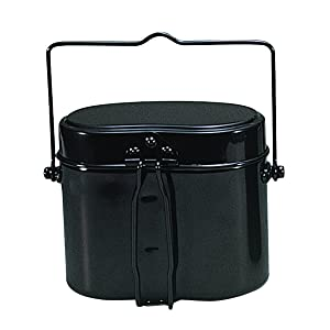 "Japanese Biggest Outdoor Brand ""Logos"" Cookware Camping Rice Cooker Hangou Cooking Pan Pot 81234000 Japan"