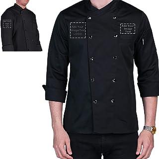 YOWESHOP - Giacca da Chef - Uomo